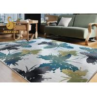 Wholesale Comfortable Cut Pile Polyester Rug / Floor Carpet Underfelt For Home Decoration from china suppliers