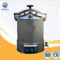China Portable Stainless Steel Steam Sterilizer Me-24HDD on sale
