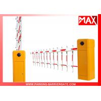 China Highway Control Security Vehicle Barrier Gate With 5 Million Times Open And Close on sale