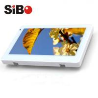 Wholesale Home Automation Sibo Wall Mount Poe Tablet With Temperature Humidity Sensor from china suppliers