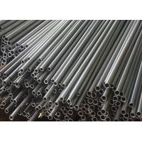 China P1 / P5 / P9 Round Black Painting Carbon Steel Pipe ASTM A335 With Plastic Caps on sale