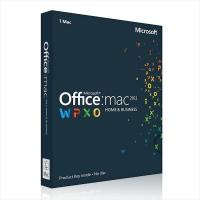 Wholesale Microsoft Office Home and Business 2011 for Mac Download  Single License from china suppliers
