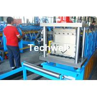 Wholesale Solar Support Structure Roll Forming Equipment , 1.2 - 1.6 mm Thick Roll Former Machine from china suppliers