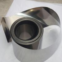 Wholesale Zr1 R6072 Zirconium foil, Zirconium Foil, 0.127mm (0.005 in.) thick, annealed, 99.5% from china suppliers