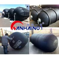 Wholesale Sling Type Floating Fender ISO 17357 Passed Rubber Dock Fenders from china suppliers