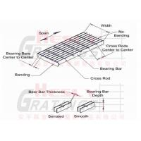 China HESLY Metal Bar grating supplier