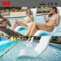 Wholesale Water Resistance LED Lounge Chair For Beach Leisure 3 Years Warranty from china suppliers