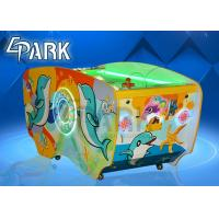 China Two Kids Playground Mini Hockey Table Video Arcade Game Machines for Auto Show on sale