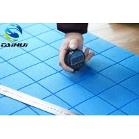 Buy cheap Colorful Sports Artificial Grass Shock Pad Underlay For Children Futsal from wholesalers