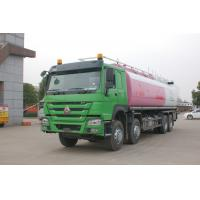 China Heavy Duty Fuel Tank Semi Trailer For Construction Or Logistic Transportation for sale