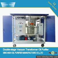 Best Quality transformer oil filtration machine, 600~ 18000LPH, for ultra voltage transformer, mobile and customized for sale