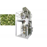 Wholesale Dry Vegetable Multi Head Packing Machine , 800ML Volume Weighing And Packing Machine from china suppliers