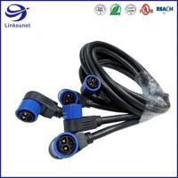 Wholesale PA Lock bayonet Type,  8AWG 50A Large Series  IP67/IP68   waterproof connector and wire harness for Lighting from china suppliers