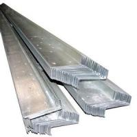 China Hot-dipped galvanized Q235 / Q345 Z Section Steel Purlin 2.0 - 3.0mm on sale