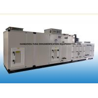 Automatic Industrial Desiccant Dehumidifier , Super Low Air Humidity Control