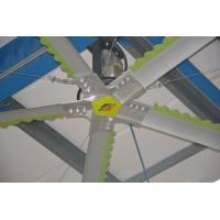 High Volume Low Speed Fan : Full size large diameter hvls ceiling fans high volume