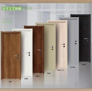 Wholesale zhongshan supplier composite paint door,original wooden door,rubber wooden door ,ecological wooden door, from china suppliers