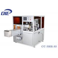 Wholesale Rotary Table Pad Printing Equipment / One Color Servo Driven Pad Press Machine from china suppliers