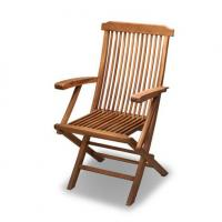 Wholesale China Wooden chair Teak Avant Stacking Chair from china suppliers