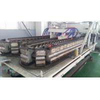 China double wall corrugated pipe extrusion line DWC HDPE/PVC double wall corrugated pipe extrusion line on sale