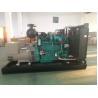 Wholesale 25kVA -1650kVA Open Type Diesel Generator Cummins Generator Set from china suppliers