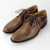 Buy cheap Fashion stylish brush PU leather lace-up dress men shoes from wholesalers