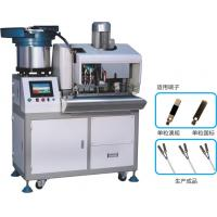 Wholesale Single Copper Terminal Crimping Machine Automatic Feeding High Efficiency from china suppliers
