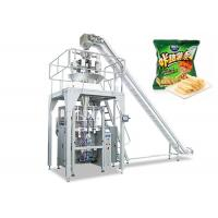 Wholesale Automatic Food Packing Machine , Vertical Apple Chips Packing Machine from china suppliers