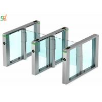 Wholesale Servo Motor Rfid Barrier Turnstile Access Control System Acrylic Arm from china suppliers