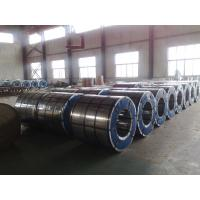 SGCD EN 10147 Hot Dipped Galvanized Steel Coils For Constraction Z60-Z275