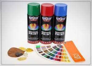 Wholesale High Heat Spraying Metallic Paint Aerosol Spray Paint for Graffiti Chrome from china suppliers