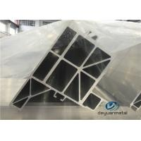 Wholesale Big Sized Alu Extrusion Profile Frame / Profile Aluminum Extrusion With Length 6.00 M from china suppliers