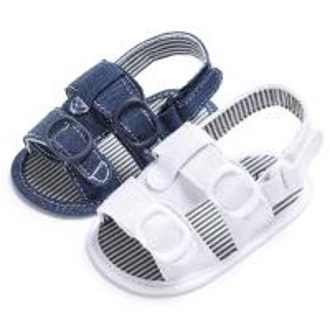 China 2019 summer soft-sole slipper 0-18 months Newborn shoes baby slipper on sale