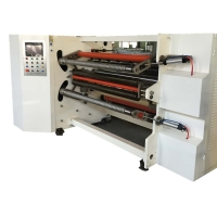 Wholesale YUYU Label Paper Jumbo Roll Slitter Rewinder Machine from china suppliers