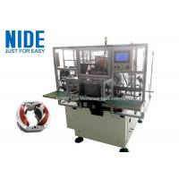 China 2 Poles 3 Phase Motor Winding Machine Upgraded Model With CE Standard on sale