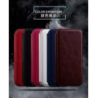 Wholesale Book Cover IPhone Leather Wallet Case For Iphone 7 Plus Flip Stand Two Card Slot from china suppliers