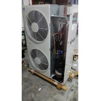 Wholesale High Efficiency 5 HP Condensing Unit , Copeland Compressor Units For Chemical Cooler from china suppliers