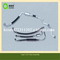 Quality HA 11017 FOR MITSUBISHI/High-/Low Pressure Line /goodyear auto ac hose /auto ac hose assembly for sale