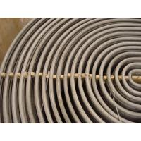 Wholesale Heat Exchanger Tube , ASME SA213/SA213M-2013 TP316/316L  Stainless Steel U Bend Tube from china suppliers