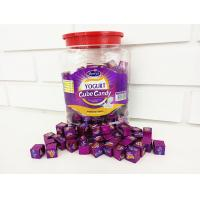 Wholesale 2.75g Compressed Healthy Hard Candy / Yogurt Cubes In Jars OEM from china suppliers