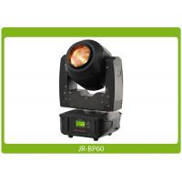 Wholesale 60W Beam Zoom Moving Head With Prism Affordable Lighting Equipment from china suppliers