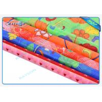 Wholesale Multi - Color Printing Embossed Spunbond Non Woven Fabric Anti - Bacterial from china suppliers