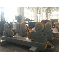 Wholesale 380V 50HZ Tank Self-Aligning Rotators With Double Drive , 0.1-1 m/min Wheel Speed from china suppliers