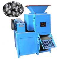 Buy cheap professional tobacco waste briquette charcoal machine from wholesalers