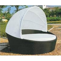 Wholesale Modern garden round rattan daybed furniture from china suppliers