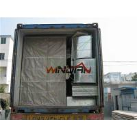 Quality 70mm Thick Panel Down Draft Spray Booth , Paint Booths For Car WD-907 for sale