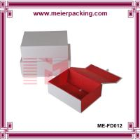Wholesale Handmade folding paper paper box, 1200g grey board + 157g coated paper gift box ME-FD012 from china suppliers