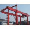 2019 High Level China 50T Gantry Crane Container Gantry Crane for sale
