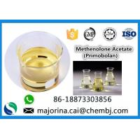 China Primobolan / Methenolone Acetate for Muscle Growth Bodybuilding Steroids Supplements CAS434-05-9 on sale