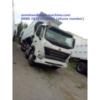 Wholesale 20m3 6x4 EuroII Tipper Dump Truck SINOTRUK HOWO A7 371HP for Construction ZZ3257N3847N1 from china suppliers